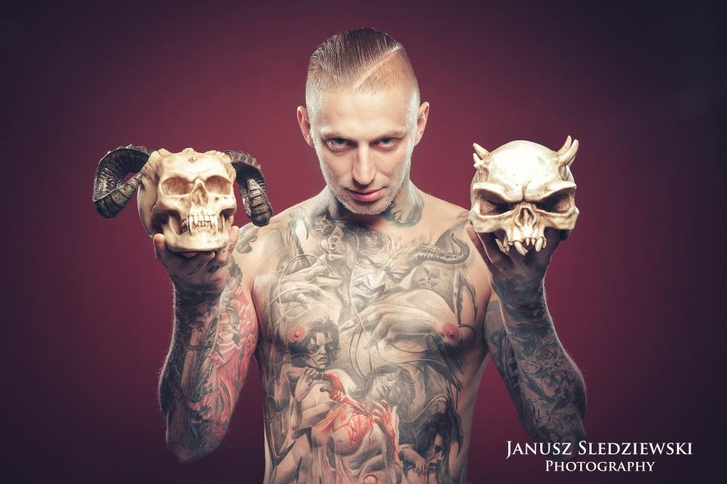 dark soul by janusz sledziewski