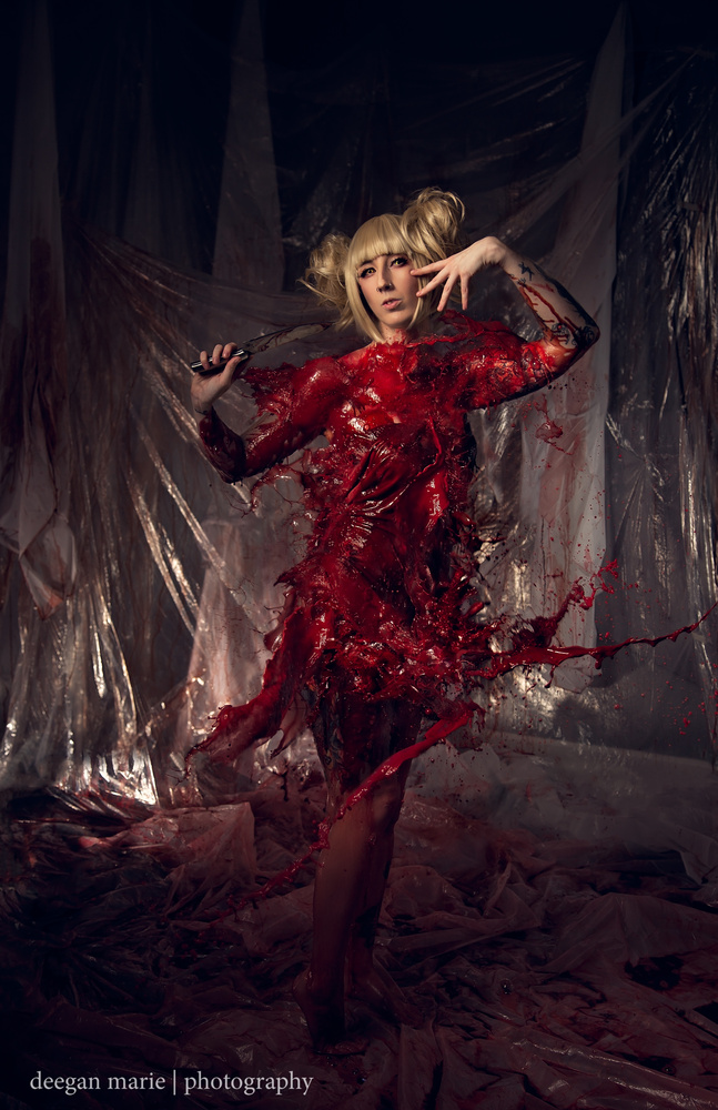 Quirk: Blood by Deegan Lemieux