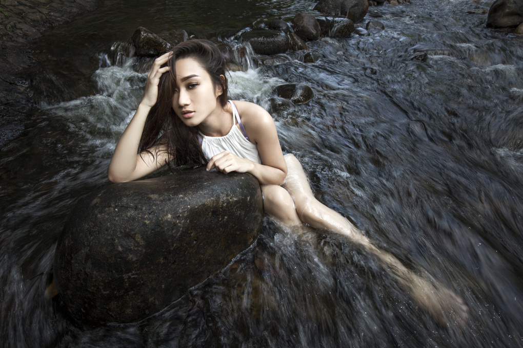 wet by Lau Yew Hung