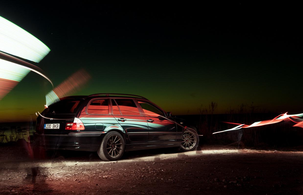 2003 BMW 3-series by Raido Vision