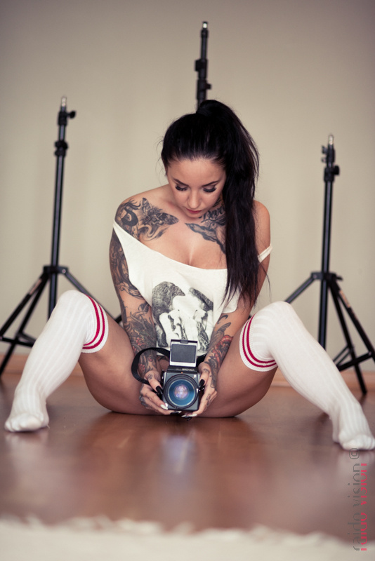 Is that Bronica ? by Raido Vision
