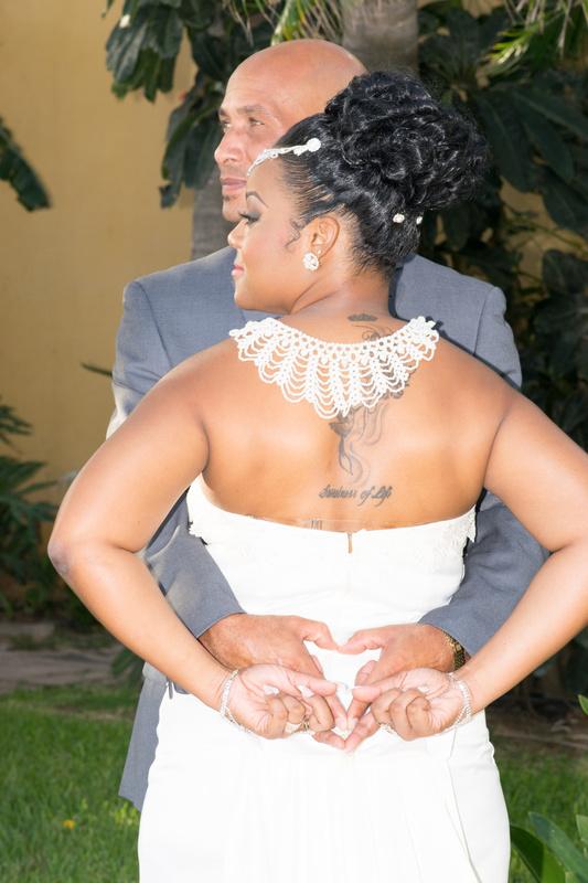 Wedding by Jourendy Bazoer
