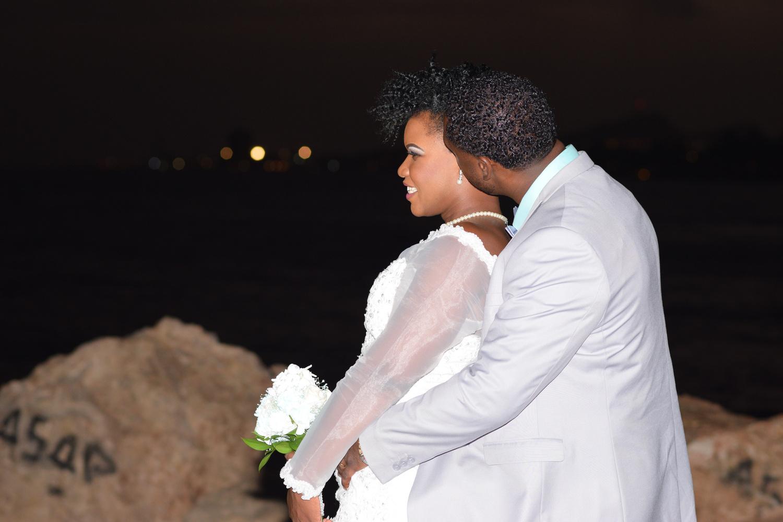Curacao wedding by Jourendy Bazoer