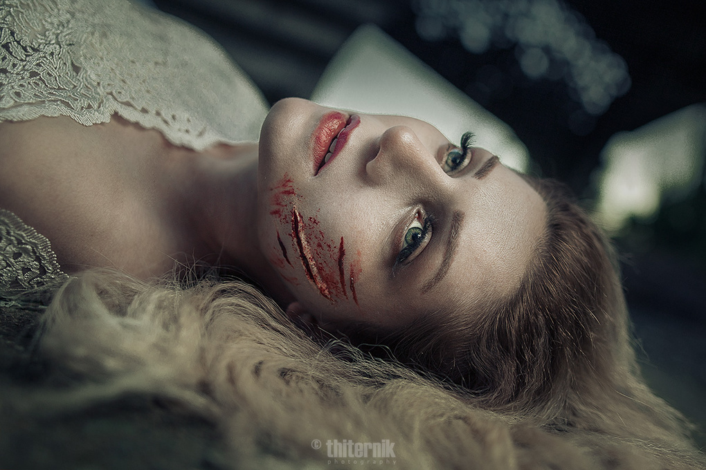 the Wounded T by Emma Grigoryan