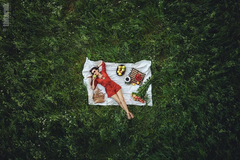 summertime by Emma Grigoryan