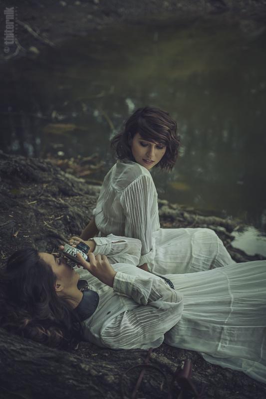 Sisterhood II by Emma Grigoryan