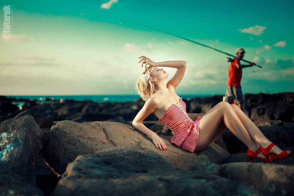 fisherman dreams by Emma Grigoryan