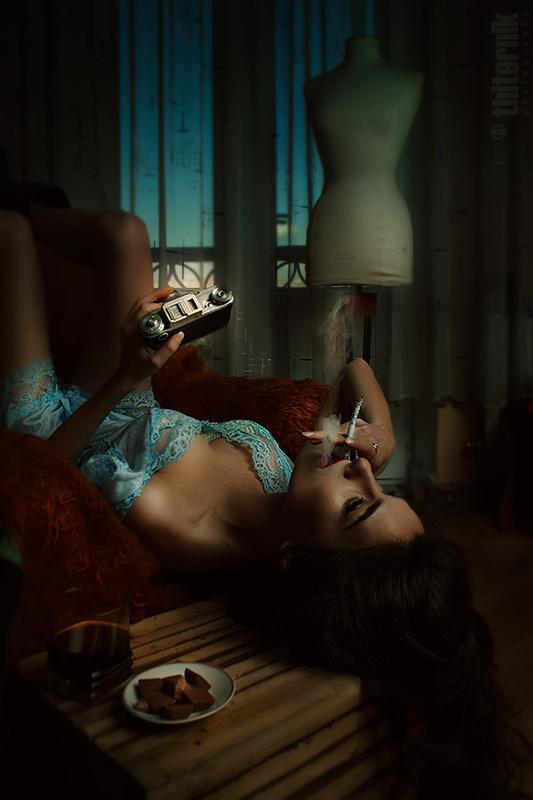 smokin' hot by Emma Grigoryan