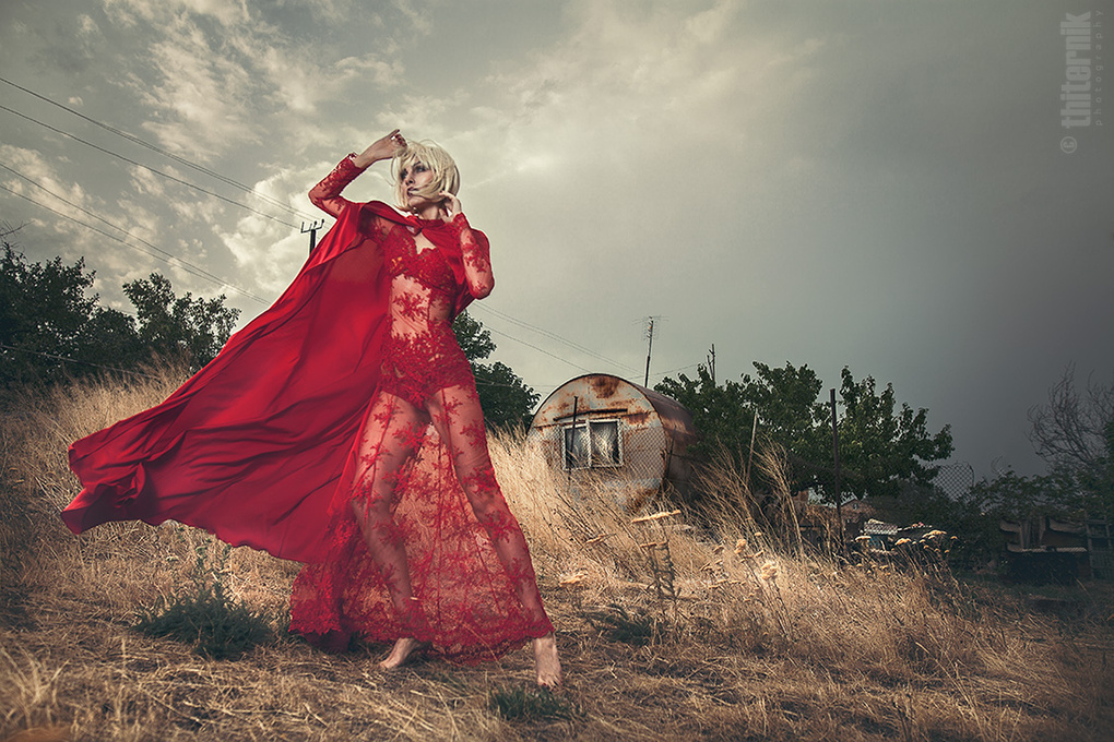 flaming II by Emma Grigoryan