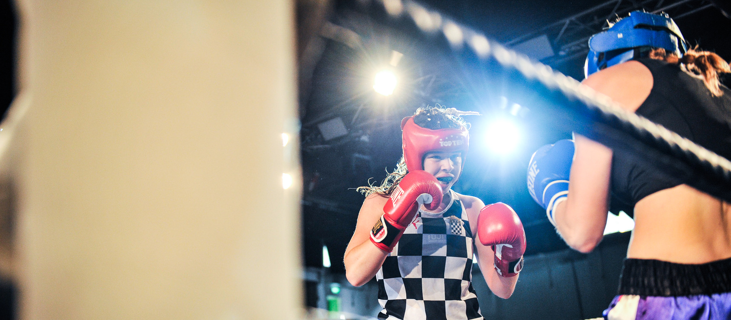 Speak Your Heart - boxing by Joao Camilo