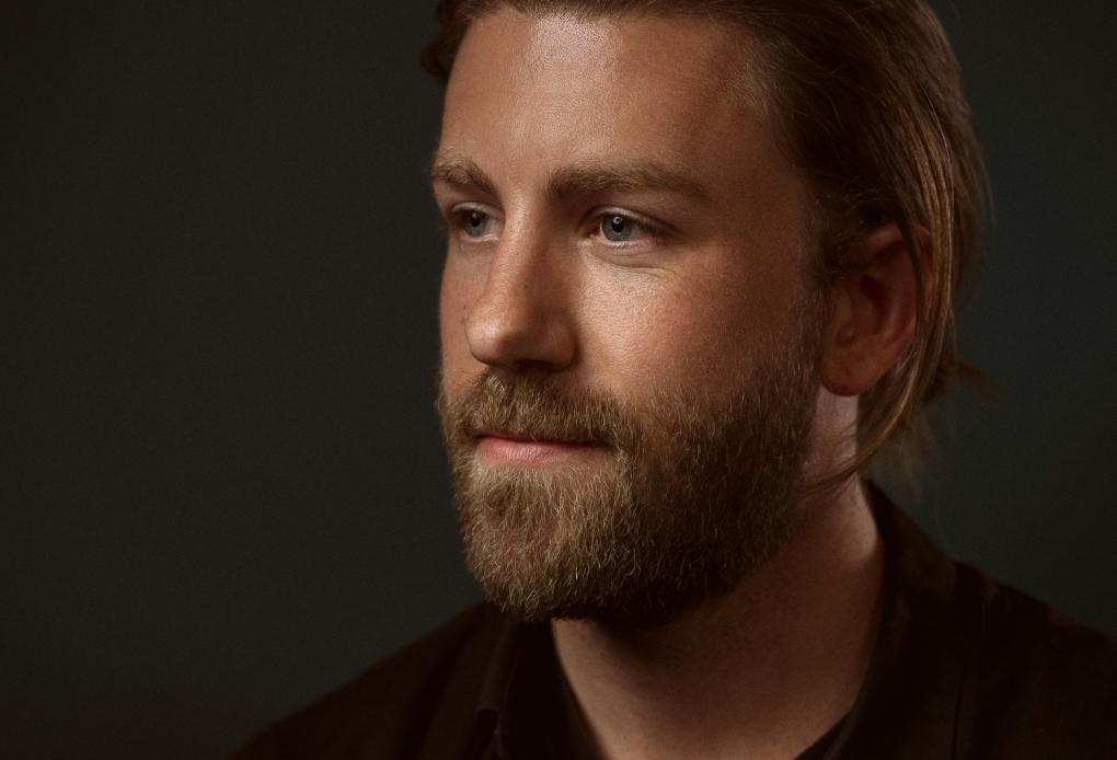 A portrait of Nick Paul by Jeremy Witteveen