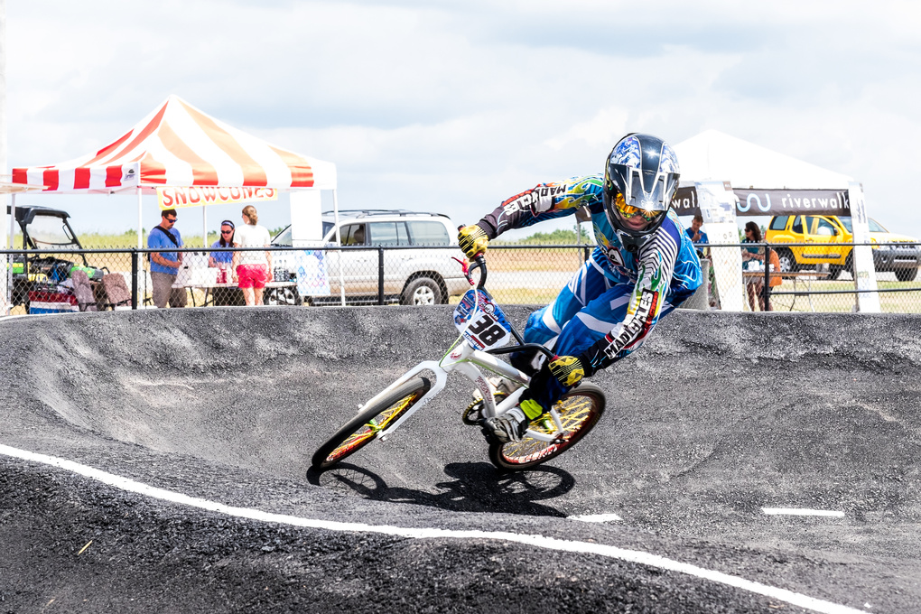 Youngster's BMX Track by Trey Amick