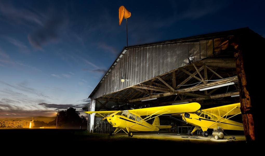 Ready to fly by Trey Amick