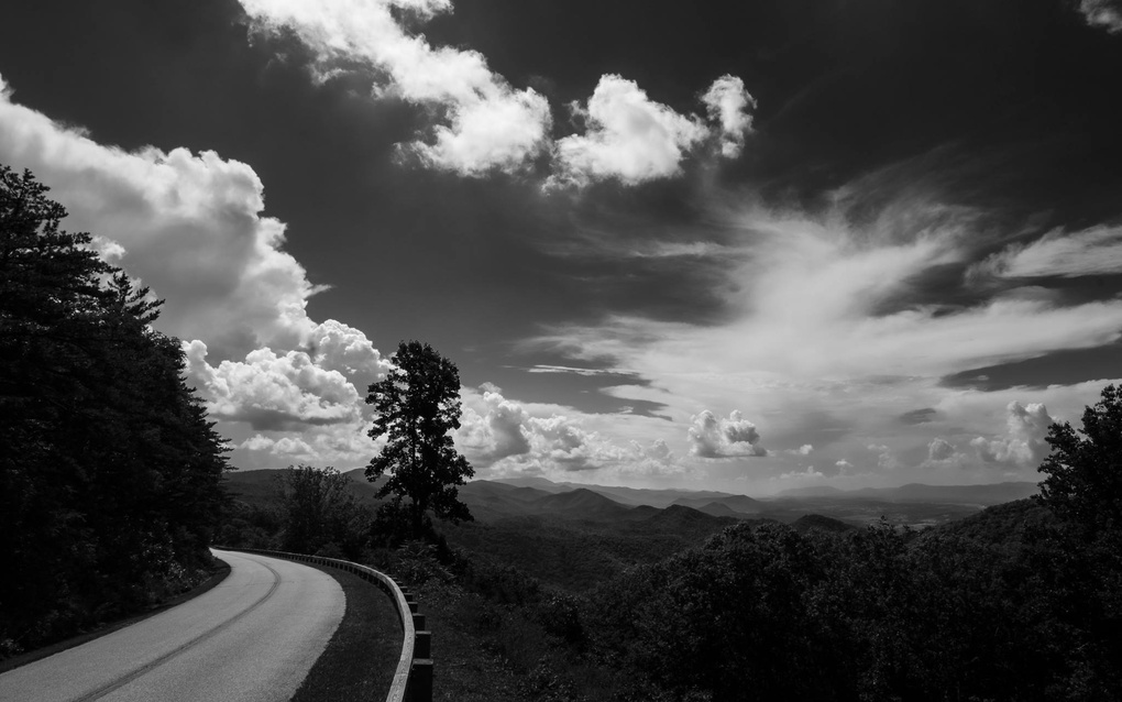 A ride in the Smokey's  by Trey Amick