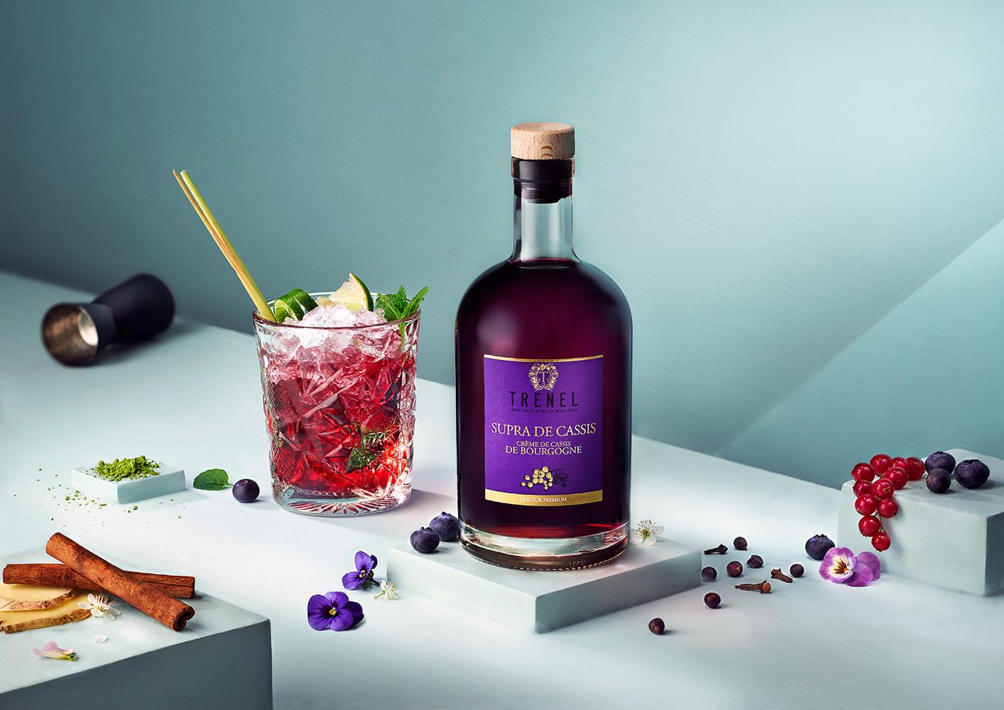 Trenel-Fruit liquor by Wesley Dombrecht