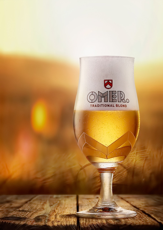 OMER Beer by Wesley Dombrecht