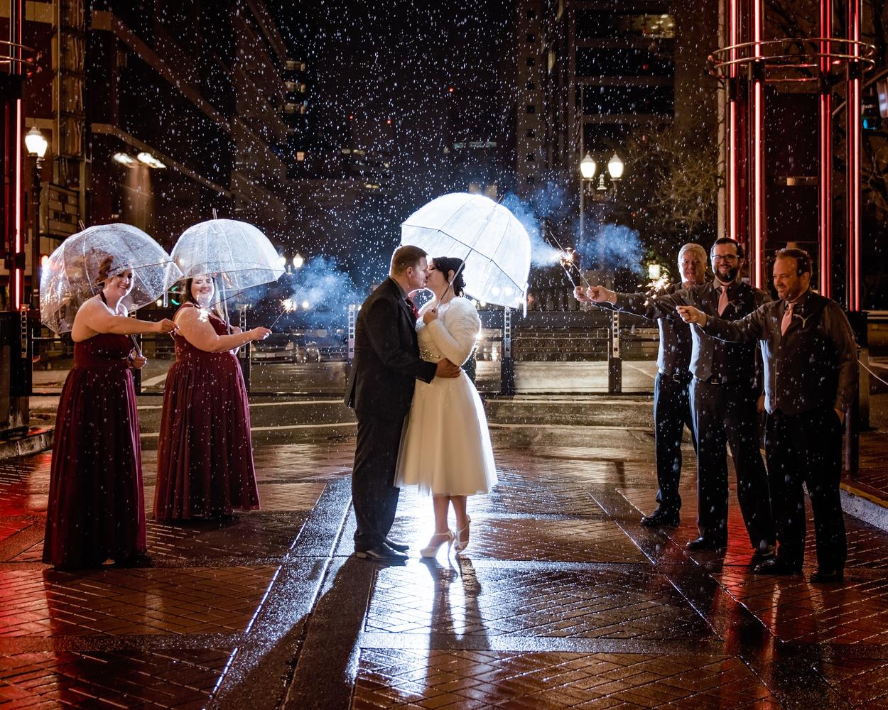 A Typical Wedding in Portland by Missy Fant