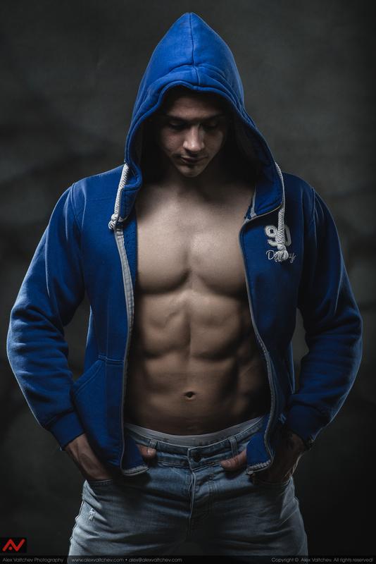 Muscles  by Alex Valtchev