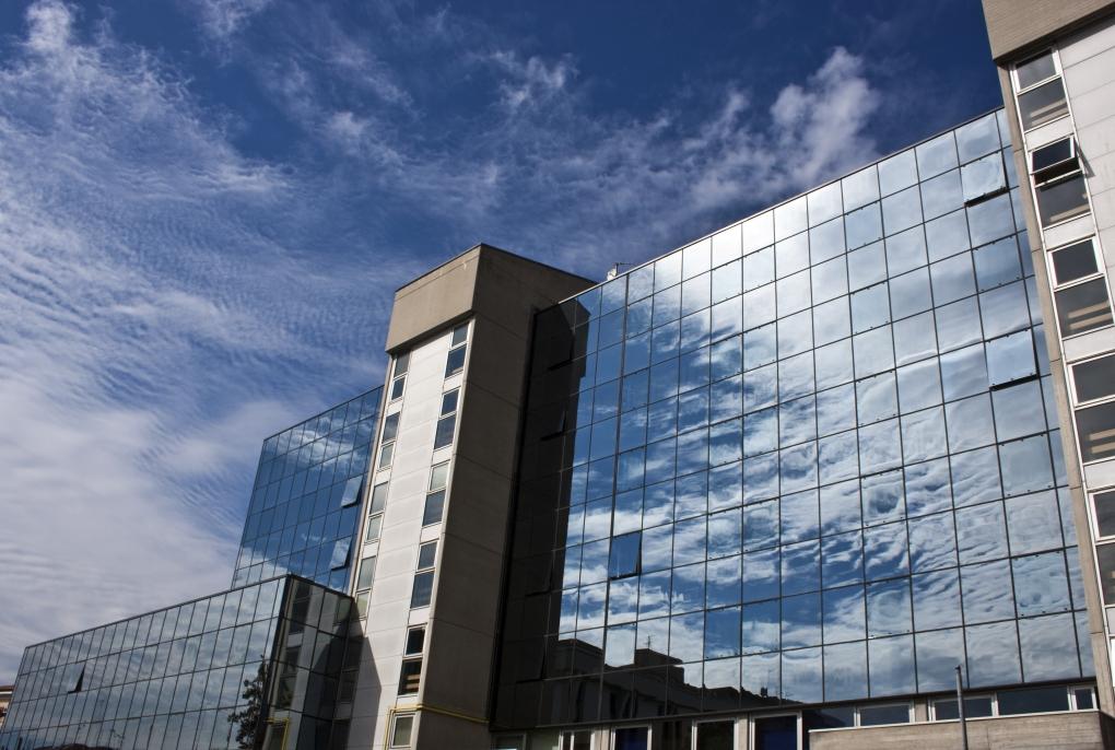 Sky Mirror by Luigi Prearo
