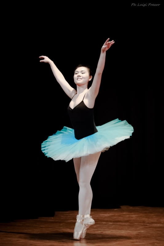 Dancer by Luigi Prearo