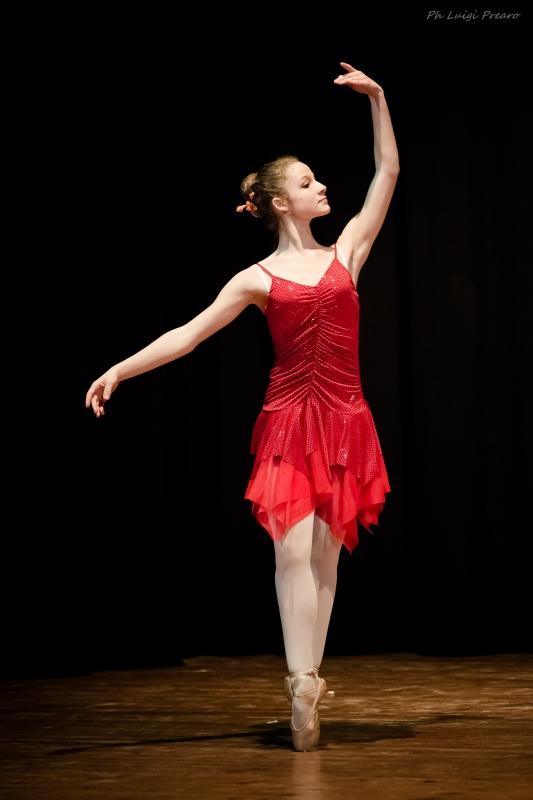 The Dancer by Luigi Prearo