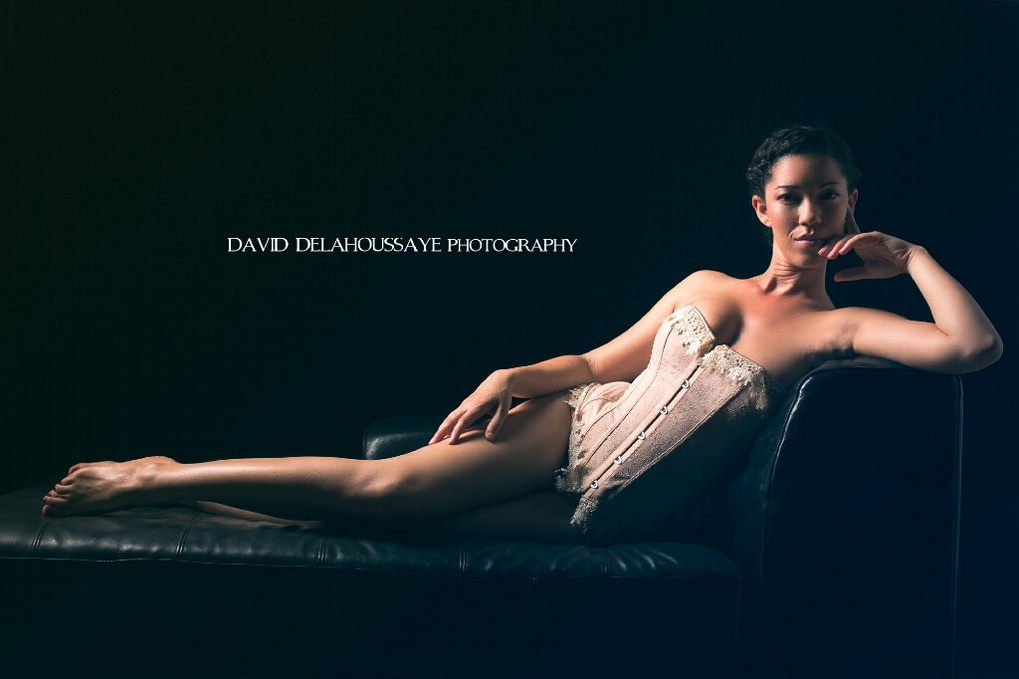 First Time by David Delahoussaye