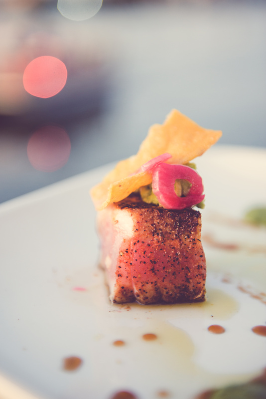 Bokeh Tuna by Tony Weeg