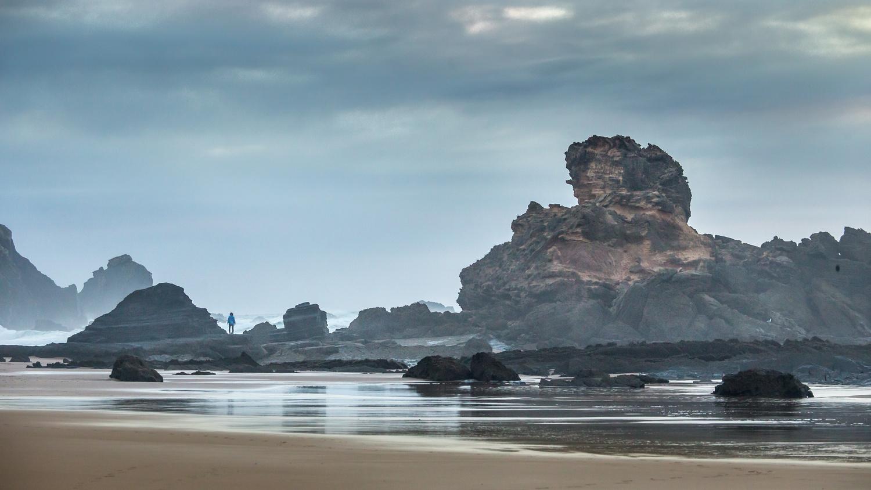 Praia de Cordoama, Portugal by Daniel Baggenstos