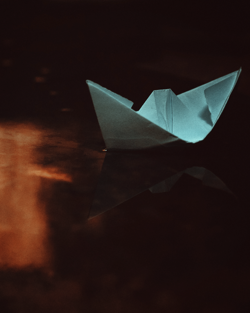 Sailing ~ by shareef saadi