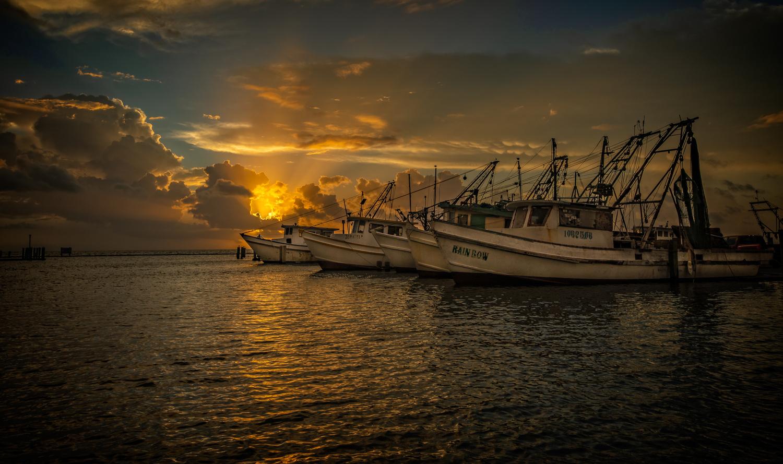 Texas Sunrise by David Pine