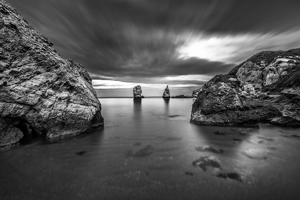The Twins - Socha by Panagiotis Filippou
