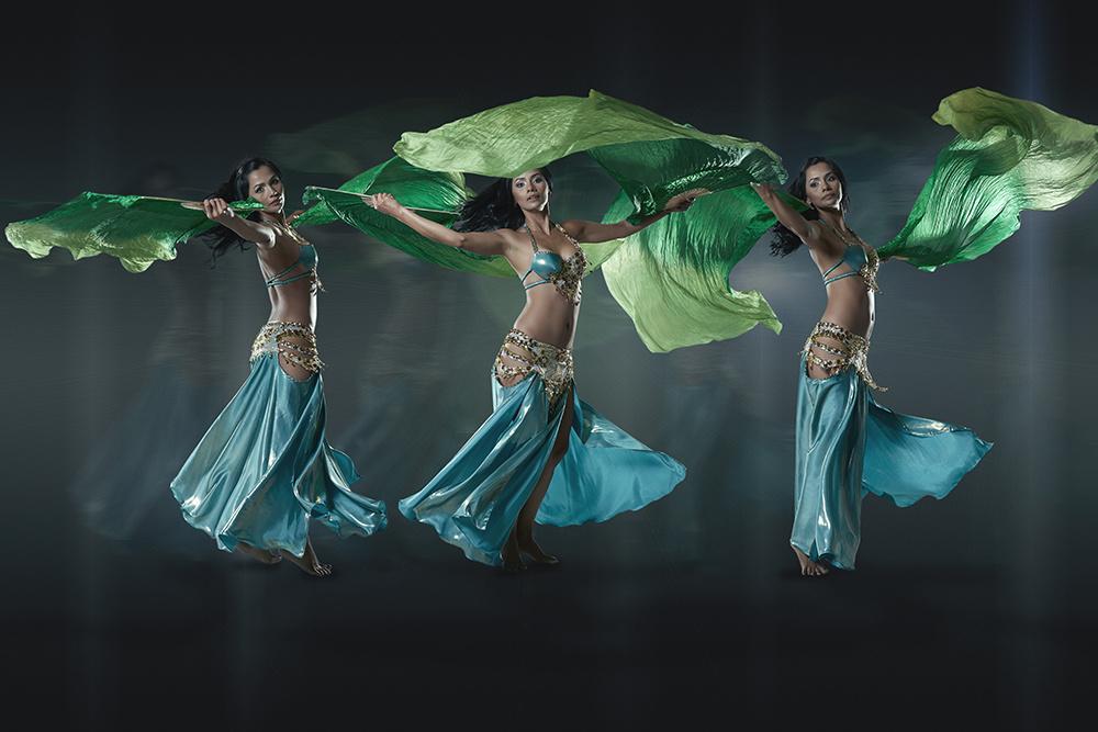 Belly Dancer by Fabian Pulido