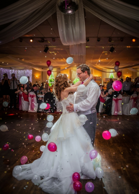 First Dance by Russell Bradley