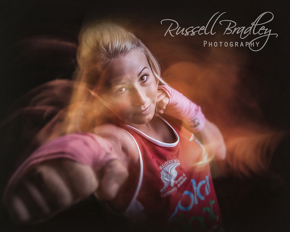 Boxer by Russell Bradley