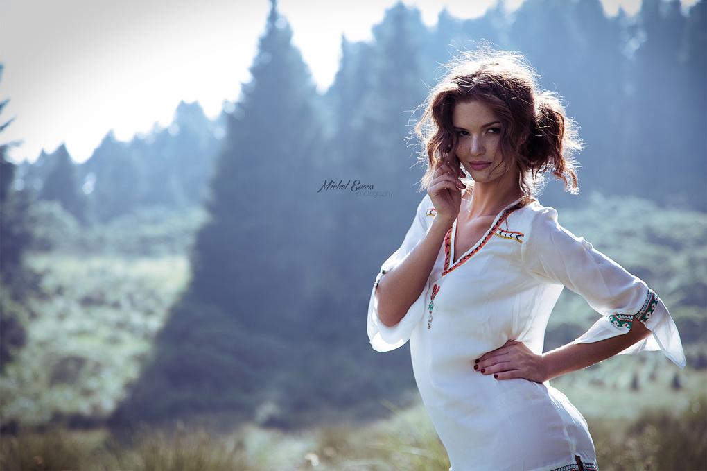 Mariangela Bohochic by michel evans