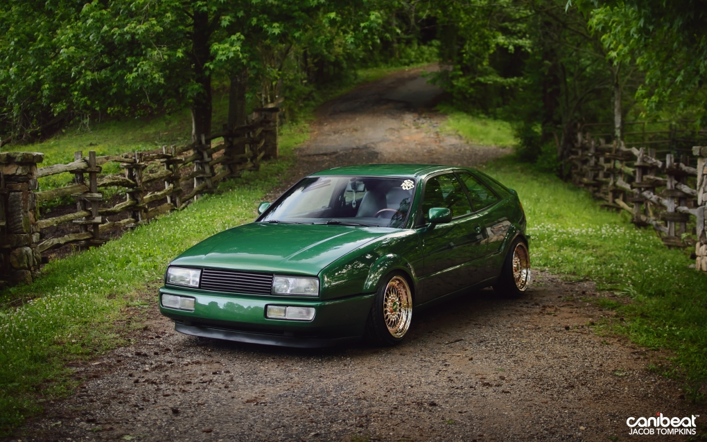 Andy's Immaculate VW Corrado by Jacob Tompkins