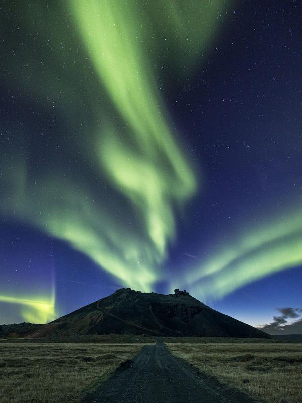 Saxhóll Aurora by Mads Peter Iversen