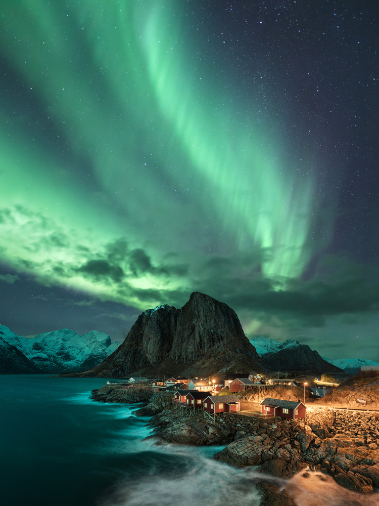 Everything Good About Lofoten by Mads Peter Iversen