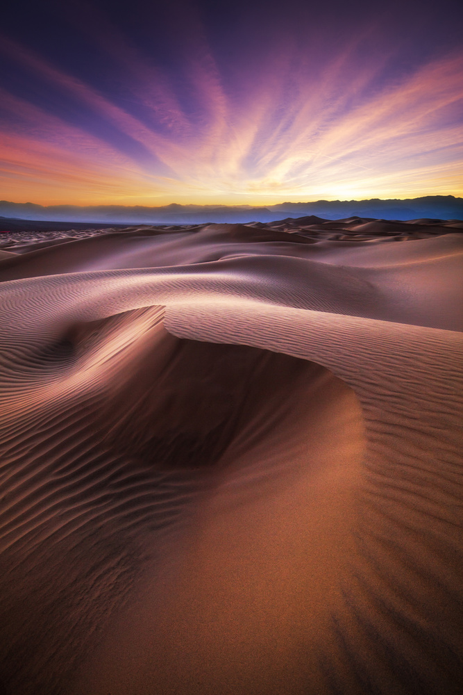 Mesquite sunset by Mads Peter Iversen