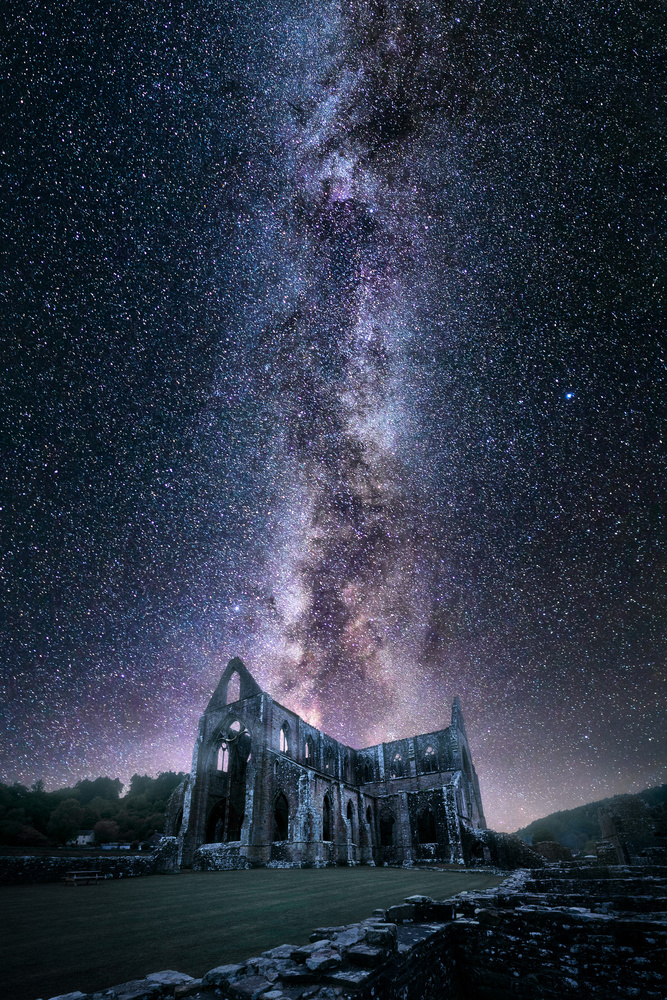 Tintern Abbey by Mads Peter Iversen