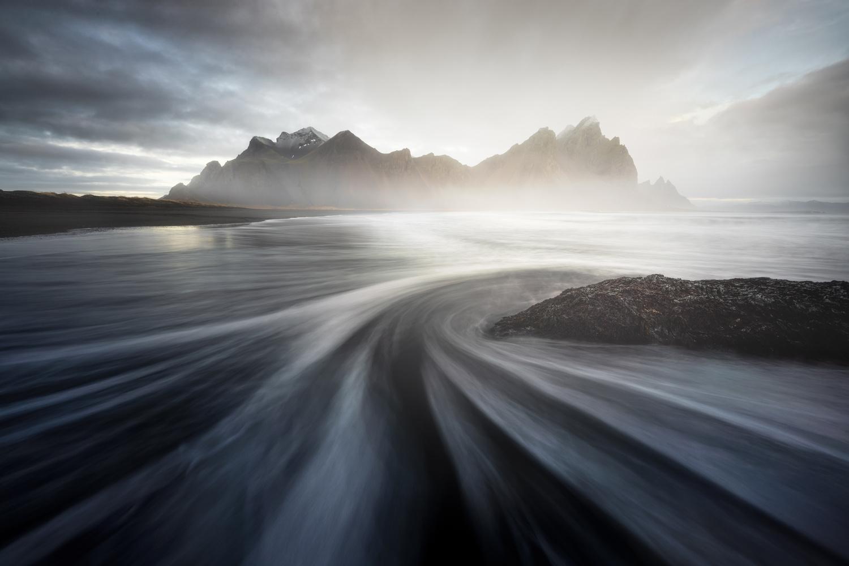 Stokksnes flow by Mads Peter Iversen