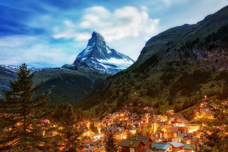 Matterhorn by Mads Peter Iversen