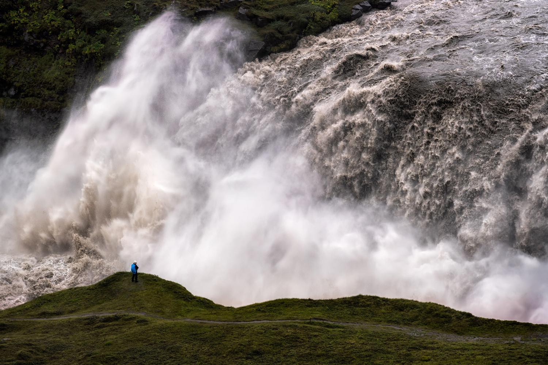 Hafragilsfoss by Mads Peter Iversen