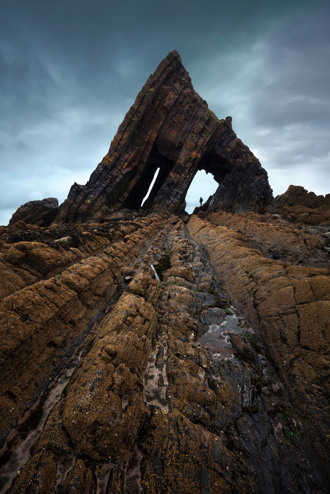 Blackchurch Rock by Mads Peter Iversen
