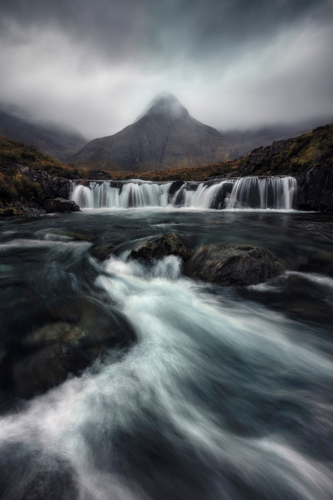 The Fairy Pools by Mads Peter Iversen