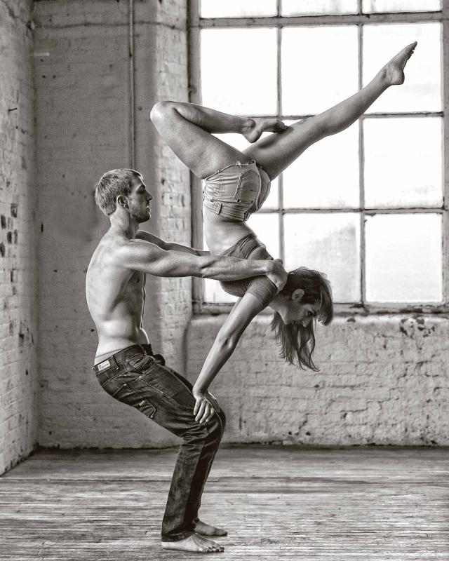 Balance by Jim Gormley