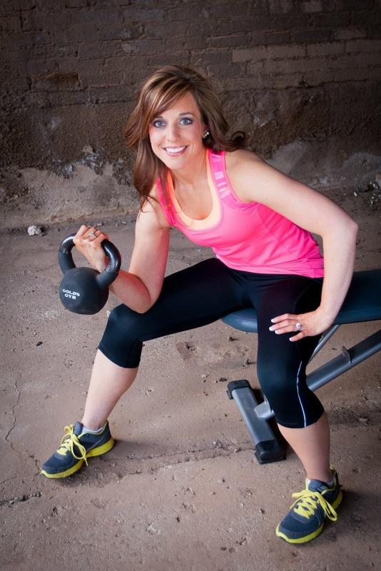 Tiffani Fitness Magazine by Brian Cornwell