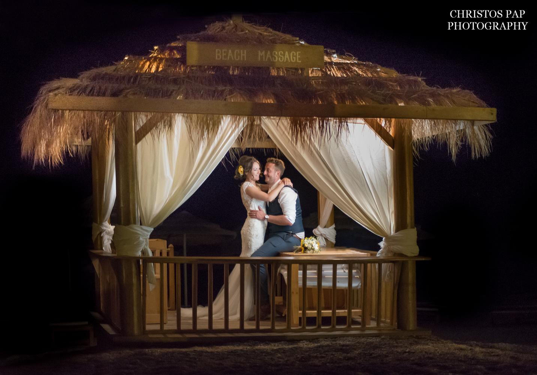 Bride and Groom  by Christos Papavasiliou