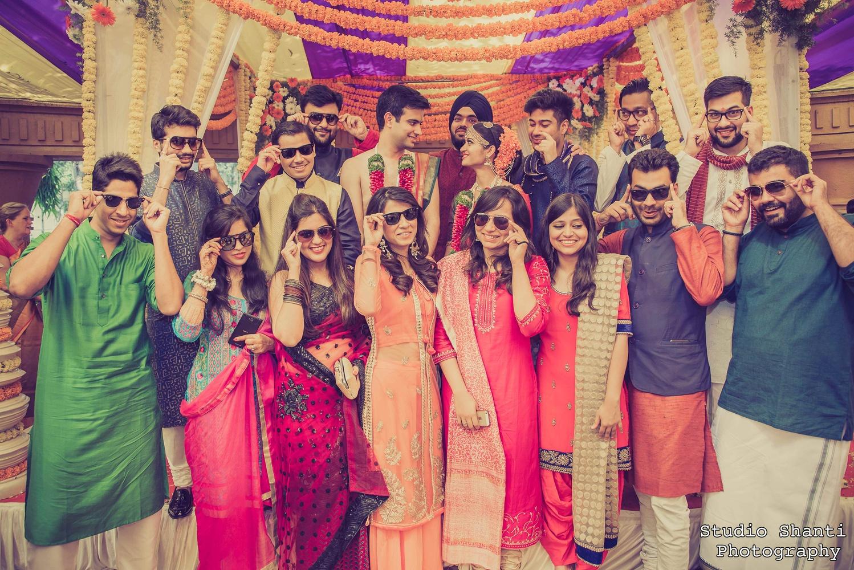 Group Photo Reception by Ajay Sadhwani