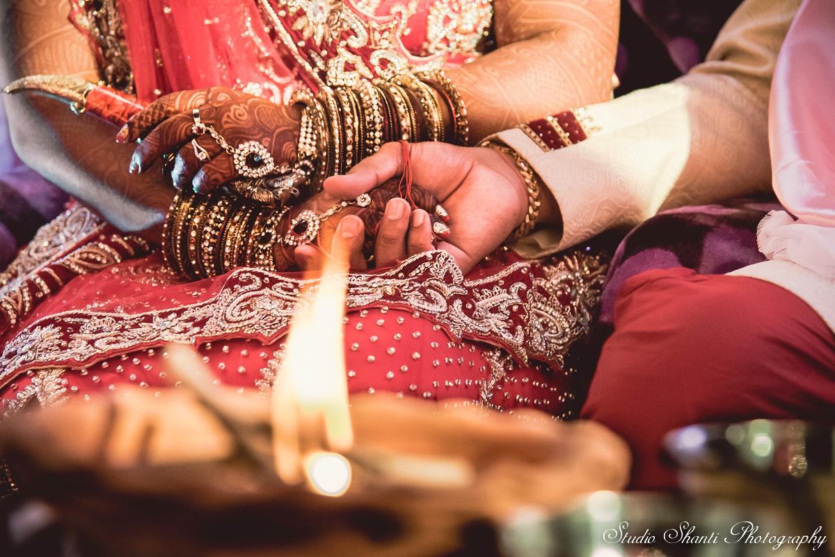 Indian Wedding Ceremony by Ajay Sadhwani